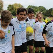 Football Classes for Kids