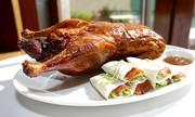 伦敦最好的北京烤鸭
