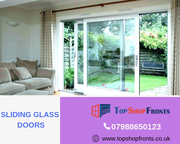 Easy Accessible Sliding glass doors from Top Shopfronts