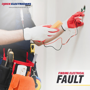 Quick Electricians London- Emergency fault finding