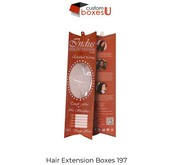 Quality Custom Hair Extension Boxes