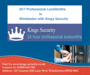 Professional emergency locksmiths in Kingston