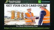 Get Your CSCS Card Online | CITB Test