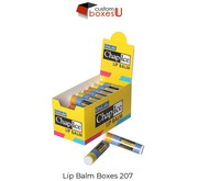 Premium Quality Custom Lip balm Display Boxes in USA