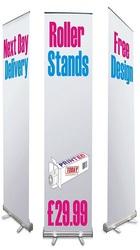 Roller Banner Stands for Effective Brand Promotion