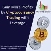 Gain More Profits by Cryptocurrency Trading with Leverage – Trading360